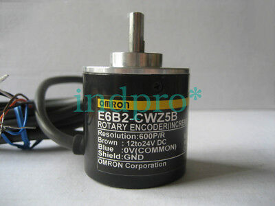 New E6B2CWZ5B for Omron rotary encoder E6B2-CWZ5B 600P/R