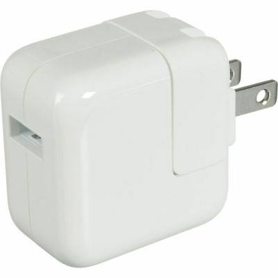 Genuine Oem Apple 12W Usb Power Adapter For Iphone Ipad Ipod Md836Ll/A
