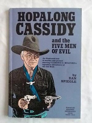 Hopalong Cassidy And The Five Men Of Evil  1991