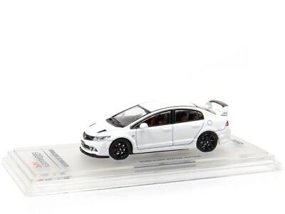 1:64 INNO64 Honda Civic Mugen RR FD2 Type R Hong Kong Special Edition Toysoul SE