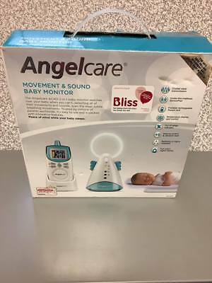 Angelcare Movement and Sound Baby Monitor AC401