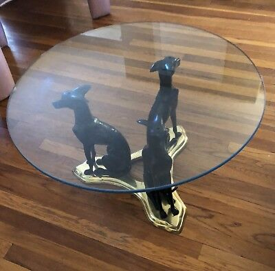 Maitland Smith Whippet Coffee Table