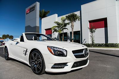 2015 SL-Class SL 550 2015 SL550 - $119K MSRP NEW - RARE WHITE ARROW EDITION - MERCEDES MAINTAINED