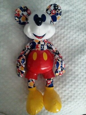 Disney Mickey Mouse Memories Plush With Tags - March Limited Edition