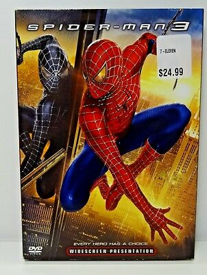 Spider-man 3 DVD, Tested