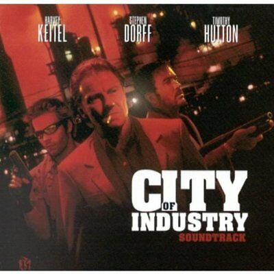 Ost-City Of Industry Sountrack (US IMPORT) CD NEW