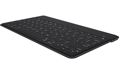 Logitech Keys-To-Go Wireless Bluetooth Keyboard Apple TV iPad iPhone 920-007636