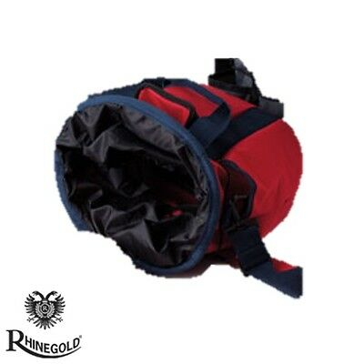 Red Rhinegold Grooming Bag – Handy Carry Bag For Competition Days *FREE POSTAGE*