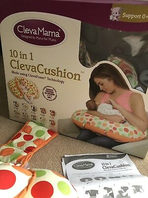 clevamama Feeding Cushion