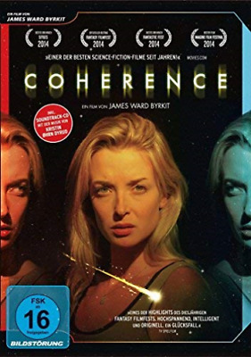 Byrkit,james Ward-Coherence (Limited Special Edi  (Uk Import) Dvd [Region 2] New