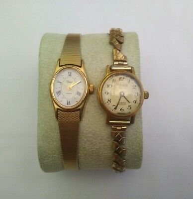 Job Lot Antique Wristwatch Good Patina Untouched Original Pocket Watch