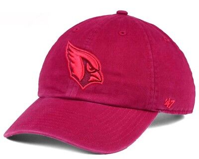 finest selection e62c4 32be5 ... where to buy new arizona cardinals triple rush clean up hat cap 47  brand red 89bbe