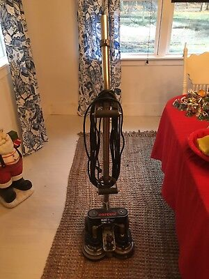 RotoVac powerwand dual head power wand extractor floor carpet cleaning system
