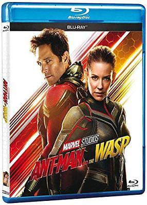 Ant-Man and the Wasp Blu-ray Only Disc Please Read