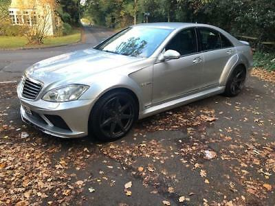 Mercedes S Class 320 Cdi Amg Black Series Replica 49K Miles Only