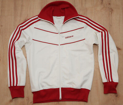 ADIDAS trainings jacke tracksuit vintage sweatshirts retro oldschool adicolor 38