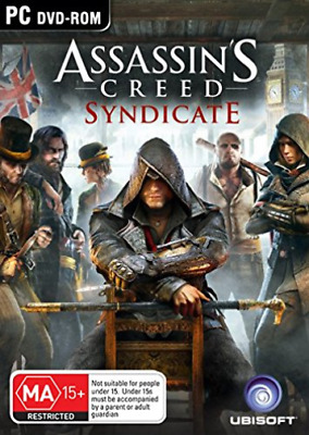 Movie-Assassins Creed Syndicate (Special Edition) (US IMPORT) DVD NEW