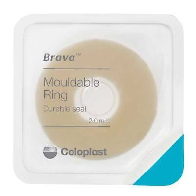 NEW COLOPLAST 72M6za1 1 BX/10 EA 120307 Brava Moldable Ring 2.0mm Thick,