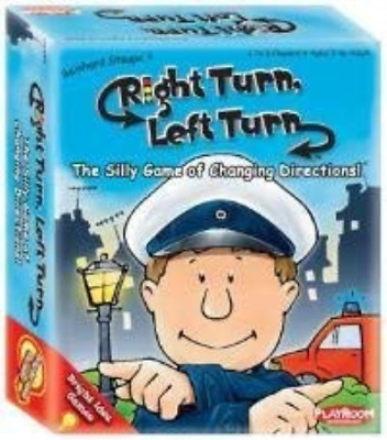 -RIGHT TURN, LEFT TURN - THE SILLY GAME OF CHANGING (Importación USA) ACC NUEVO