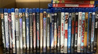 ****BluRay Movies--you pick---$3 each*****