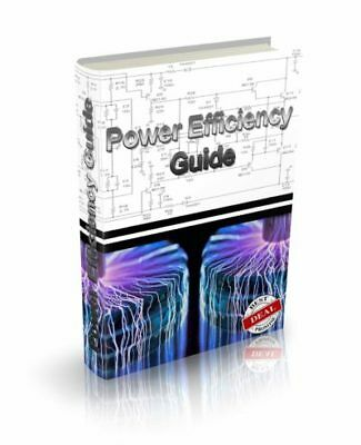 Power Efficiency Guide eBook Learn How to Build Your Own PowerPlant at Home