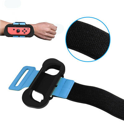 2X Armband Dancing Wristband Wrist Strap For Nintendo Switch Joy-Con Just-dance