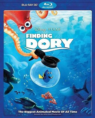 Finding Dory - Disney / Pixar (3D Blu-ray, disk only)