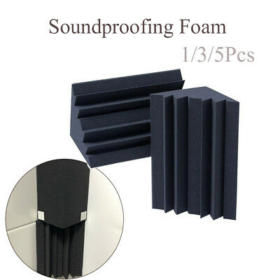 Soundproofing Foam Sound Absorbing Material Noise Reducer Acoustic Bass Sponge