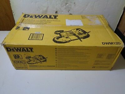 DEWALT DWM120  Heavy-Duty Deep Cut Band Saw