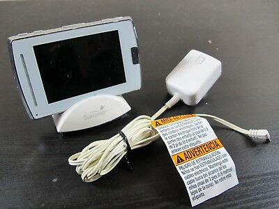 Summer 28680 Baby Touch 2 Digital Color Video Monitor and Charger