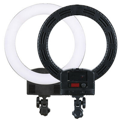 LED Ring Light Dimmable 6000K Lamp Photography Camera Photo Studio Phone Video