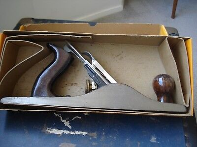 Vintage Stanley Bailey Jack Plane No.5 made in Aust.