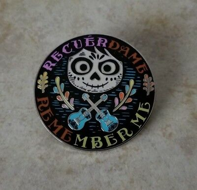 Disney Trading Pins Coco Do you Remember Me Dia de los Muertos Recuerda Pixar