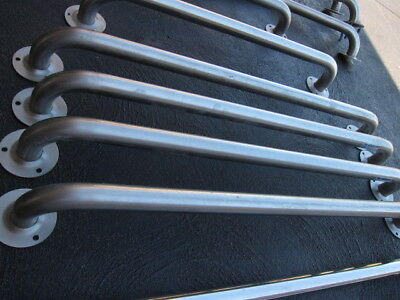 Selection of Safety Support Hand Rails.