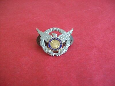 US Coast Guard Auxiliary Pin Eagle Excellent condition
