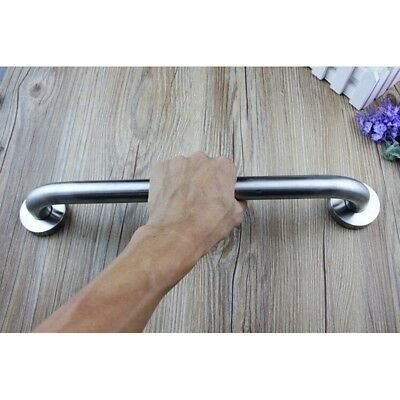 Handicap Grab Bar Safety Rail Shower Stainless Steel Handle Bathroom Bathtub