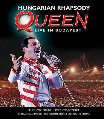 Queen - Hungarian Rhapsody: Live In Budapest - Blu-Ray / 2Cd (All Regions) - New