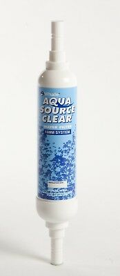 Whale Aquasource Clear Water Filter 15mm Outlet - Boats Caravans Motor Homes P77