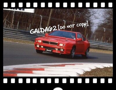 MASERATI SHAMAL IN MONZA #1 Original Slide