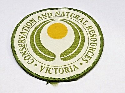 Collectable Conservation Forrest & Lands Victoria Patch / Badge
