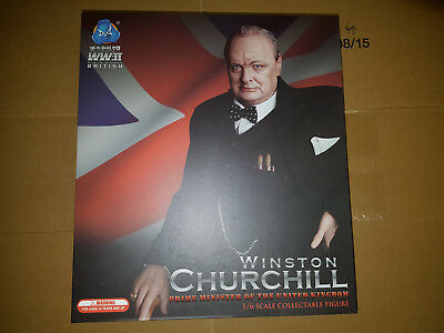 DID Winston Churchill