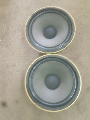 Tannoy 15 inch HPD Monitors