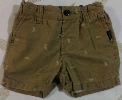 Ouch Baby Boys Shorts Size 0