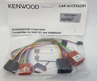 Kenwood CAW-CCOMOP1 Steeringwheel Connection harness Cable for Opel / Vauxhall