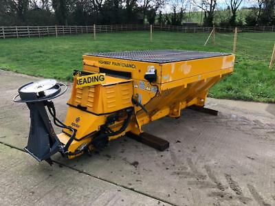 2004 Epoke 1.6m3 Gritter Body with Engine
