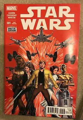 Star Wars Issues 1
