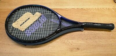 Prince Graphalu Excel BP 620bl Fused Graphite Technology Tennis Racket