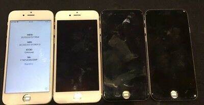 BULK LOT OF APPLE iPHONE 6 HANDSETS. ALL FAULTY, SEE DESCRIPTIONS!