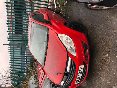 vauxhall corsa 1.3 cdti 2007 spares or repairs starts and drives