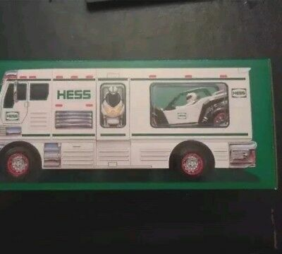 2018 Holiday Hess Toy Truck